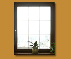 Wooden windows O10 - 06