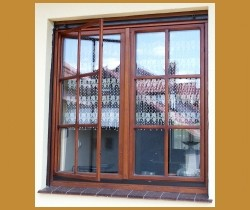 Wooden windows O10 - 12