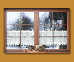 Wooden windows O10 - 01